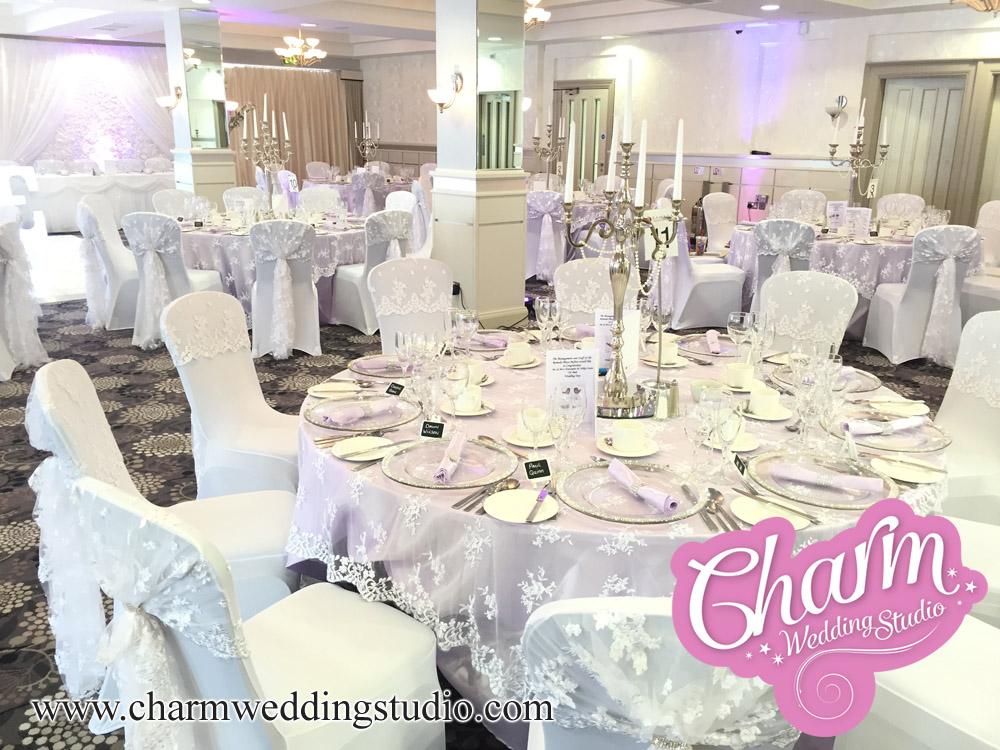 Wedding Chair Covers Belfast Northern Ireland Charm Wedding Studio